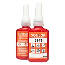 SONLOK 3243 50ml - klej anaerobowy do zabezpieczenia...
