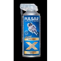 Pulsar PENETRANT X smarujący z PTFE piana 400ml